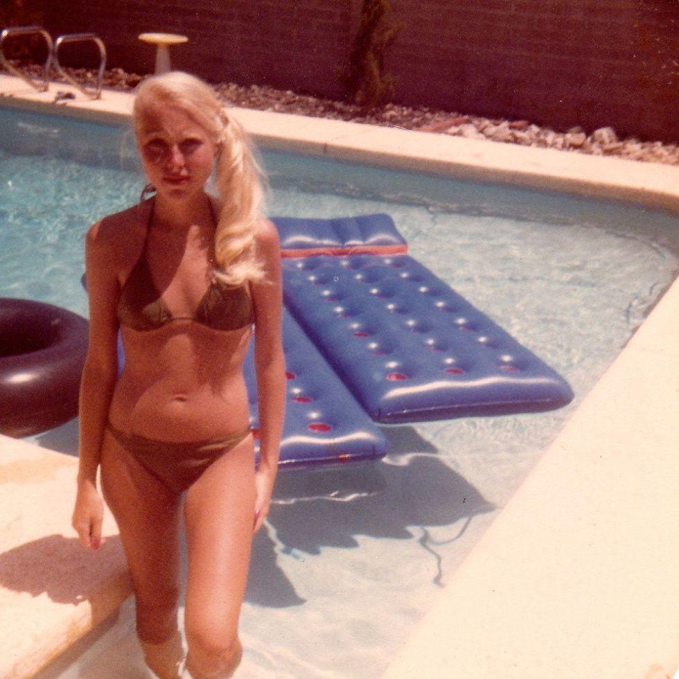 kathy @ 108 lbs early 80s